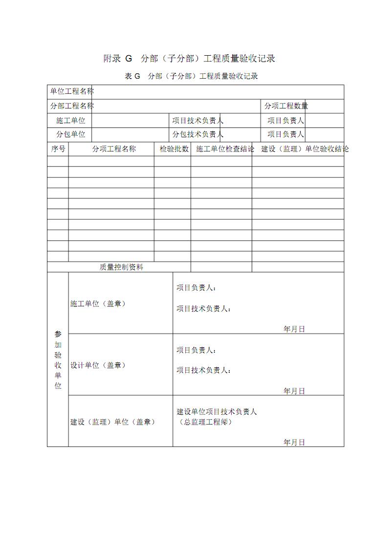 工业设备及管道防腐蚀工程-分部(子分部)工程质量验收记录.pdf