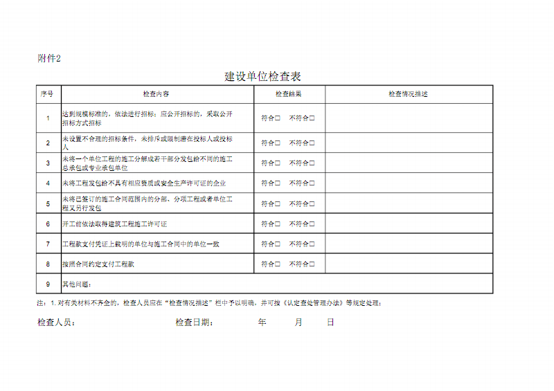 安徽建设单位检查表.pdf