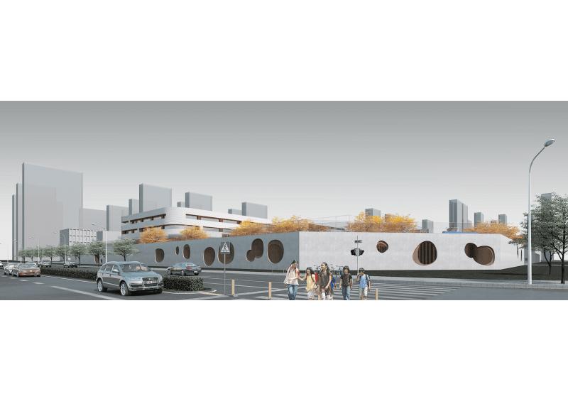 XX中学校园规划及建筑设计.pdf