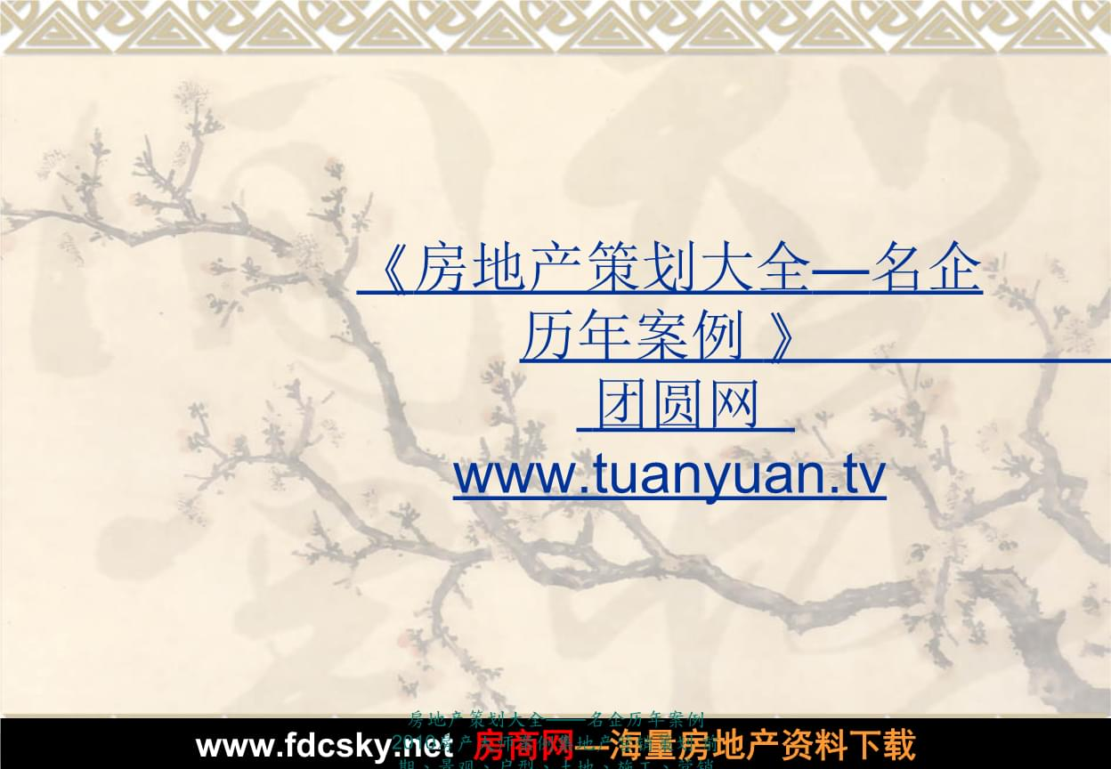 同致行开封明伦街项目市场调研及营销执行报告.ppt