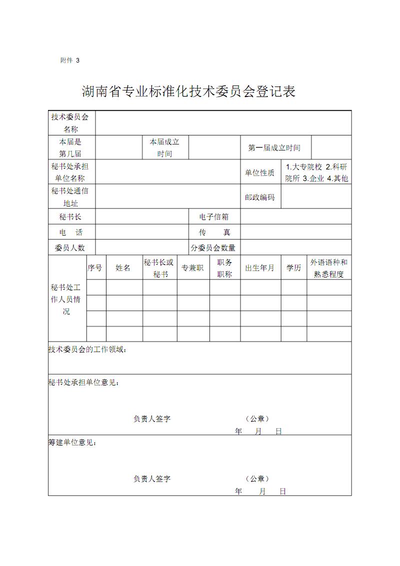 省专业标准化技术委员会登记表.pdf