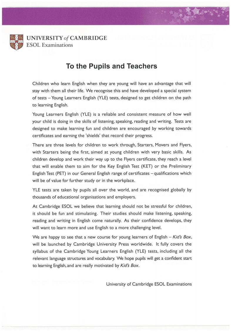 剑桥国际少儿英语KB6 学生 (适合小童).pdf