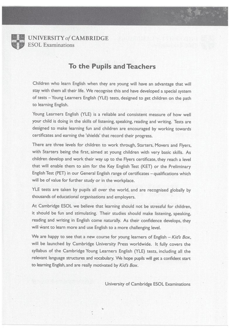 剑桥国际少儿英语KB5 活动 (适合小童).pdf