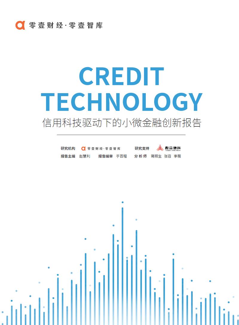 信用科技驱动下的小微金融创新报告.pdf