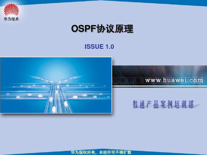 OSPF协议原理范本.pdf