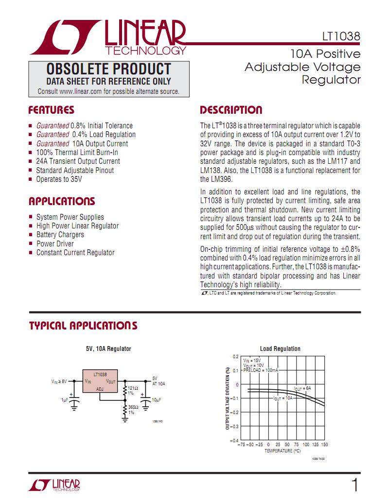 LT1038_10A正可调稳压器.pdf