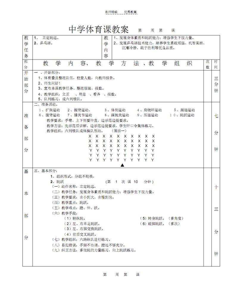 tiaoping跳跃素质教案教学文稿.pdf
