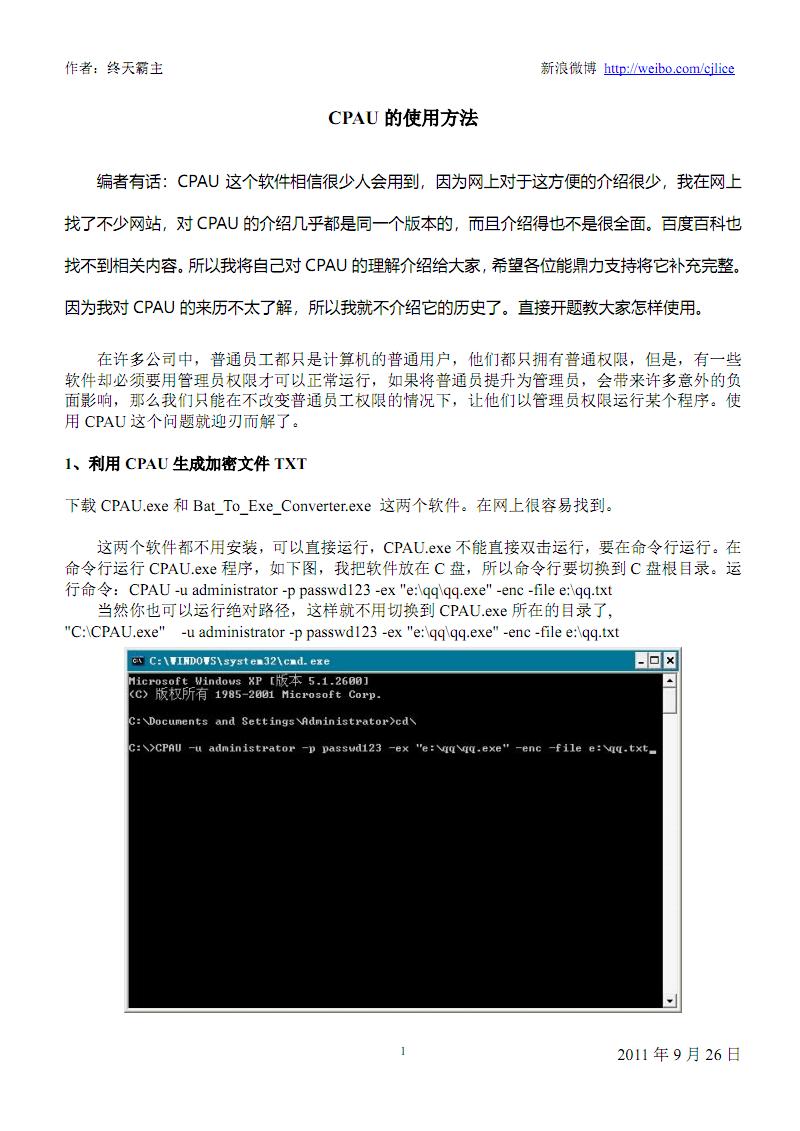 CPAU学习文档(整理)(一).pdf