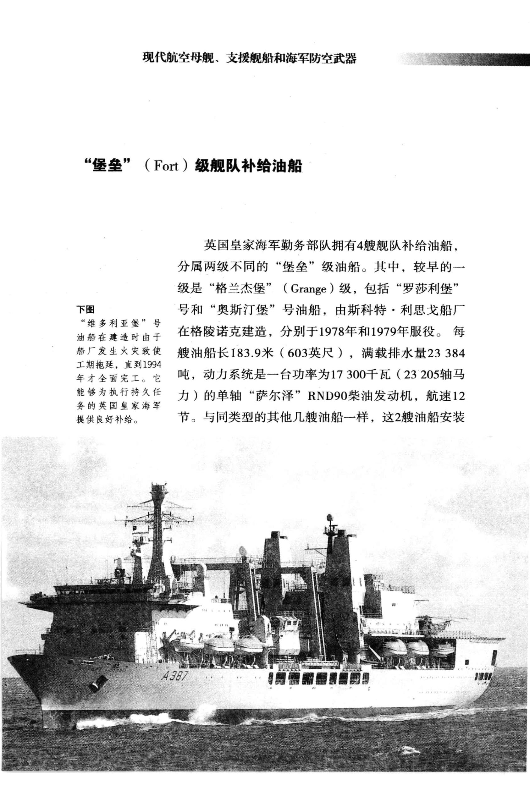 船舶博物馆 支援舰船 13.堡垒级舰队补给油船.pptx