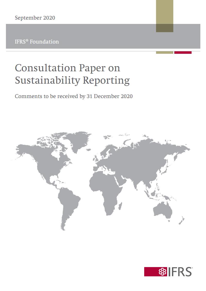 关于可持续发展报告的咨询文件(英文).pdf