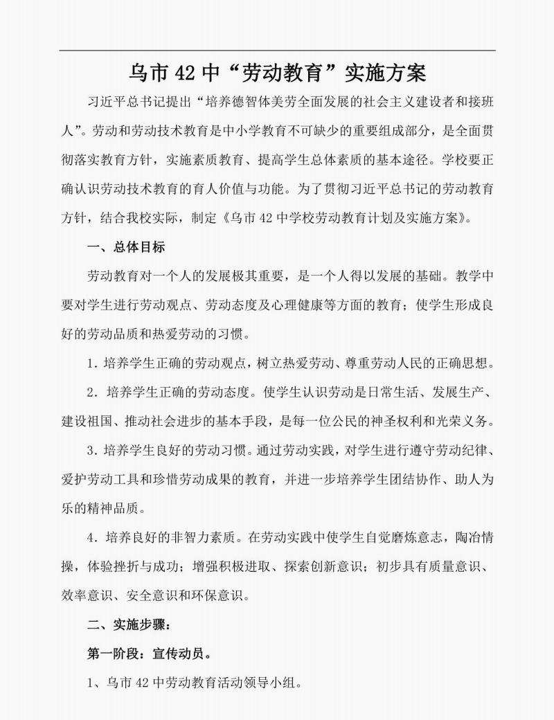 劳动教育计划及实施的解决方案.pdf