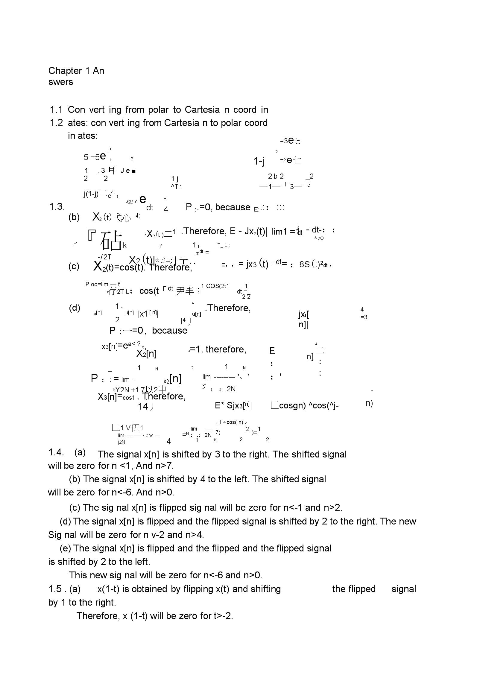 信号与系统奥本海姆英文版课后答案chapter.docx