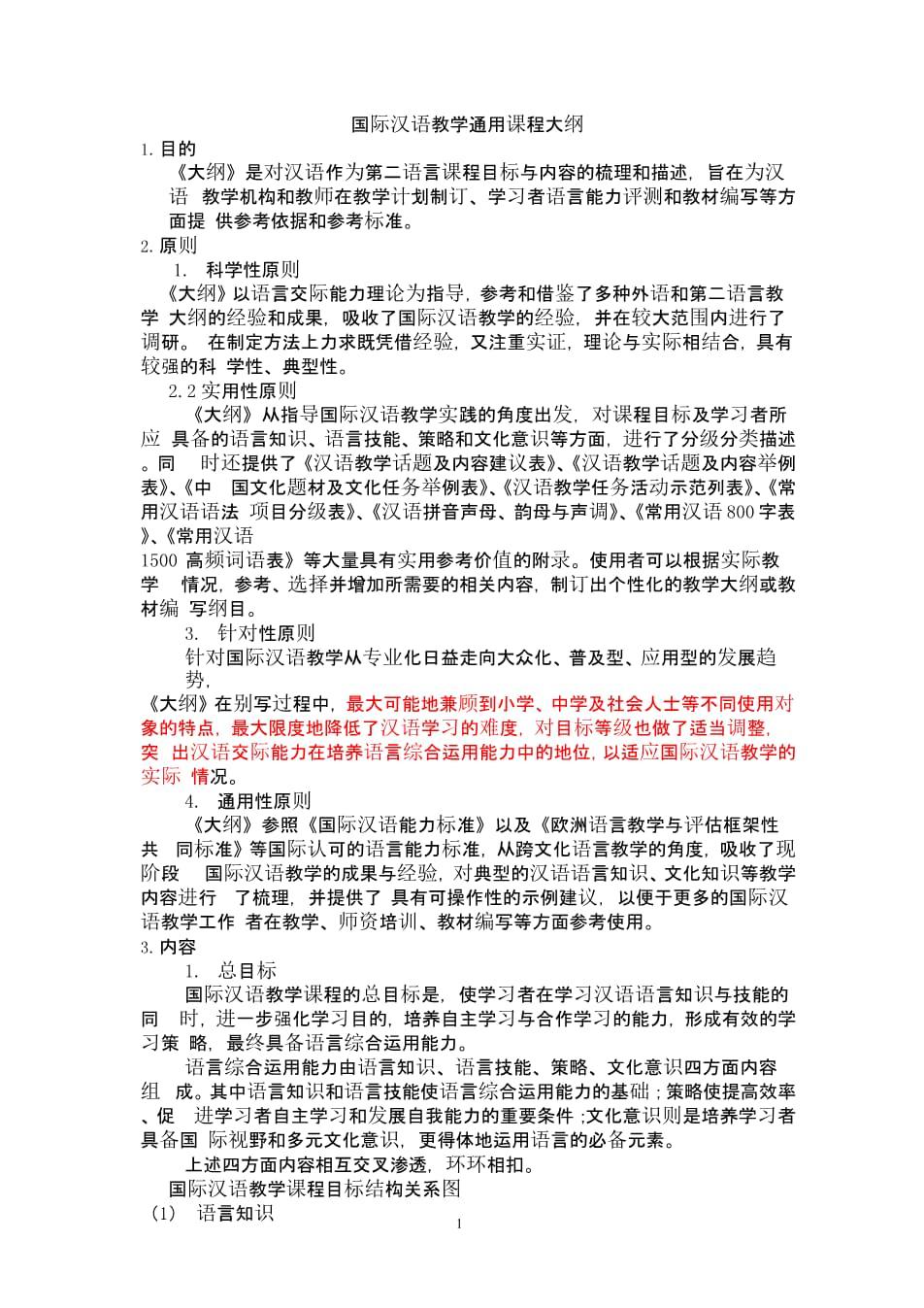 国际汉语教学通用课程大纲 (quanben).pptx