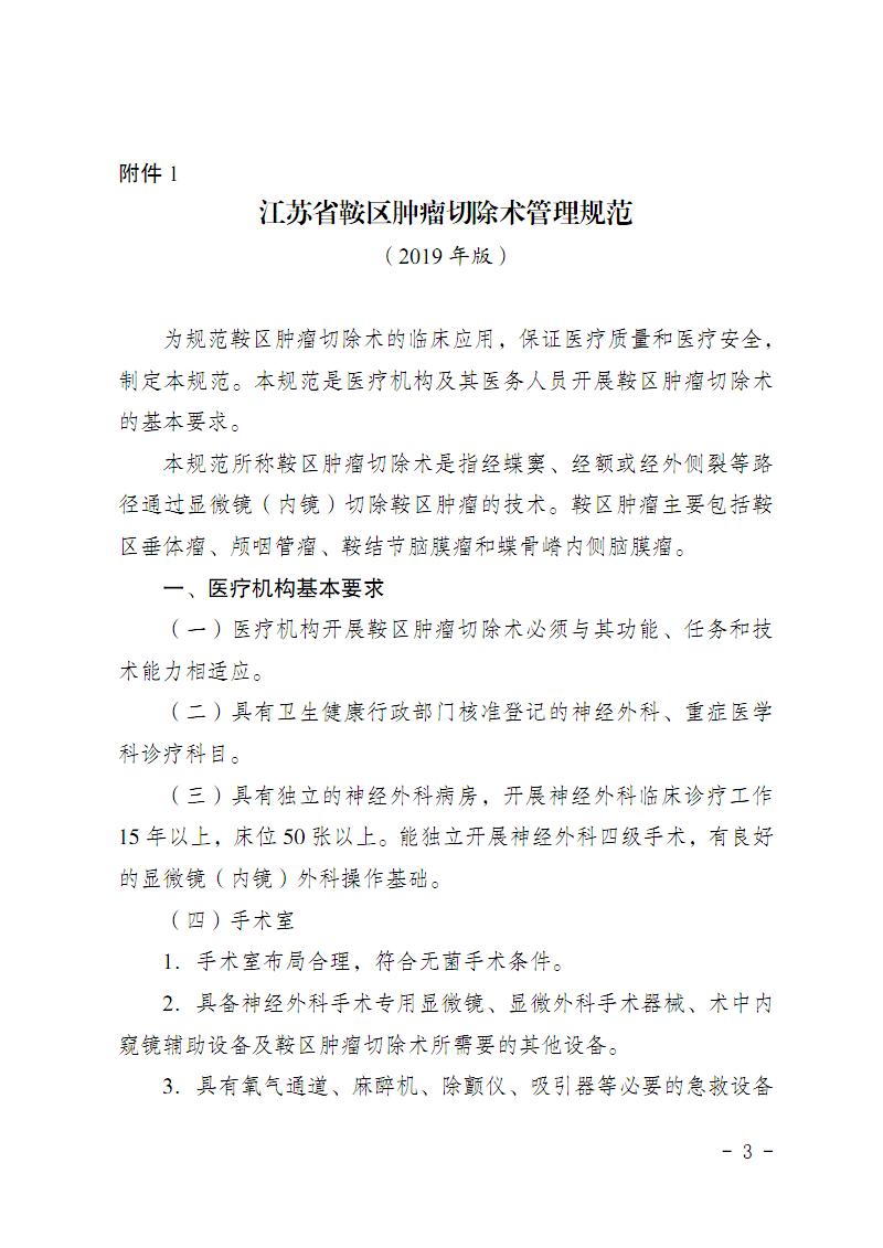 江苏省鞍区肿瘤切除术管理规范.PDF