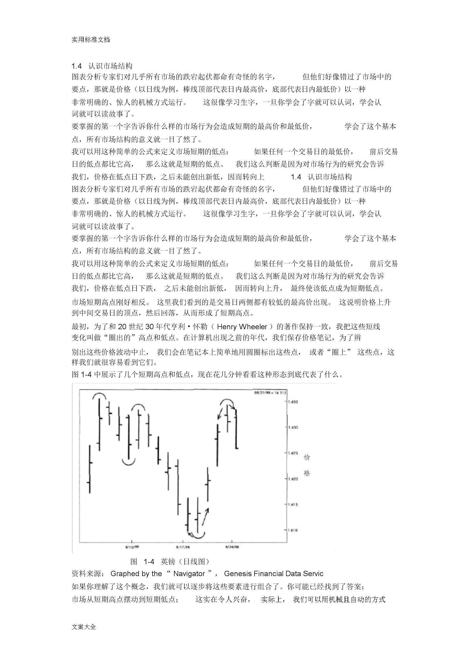 拉里威廉斯地趋势指向指标.docx
