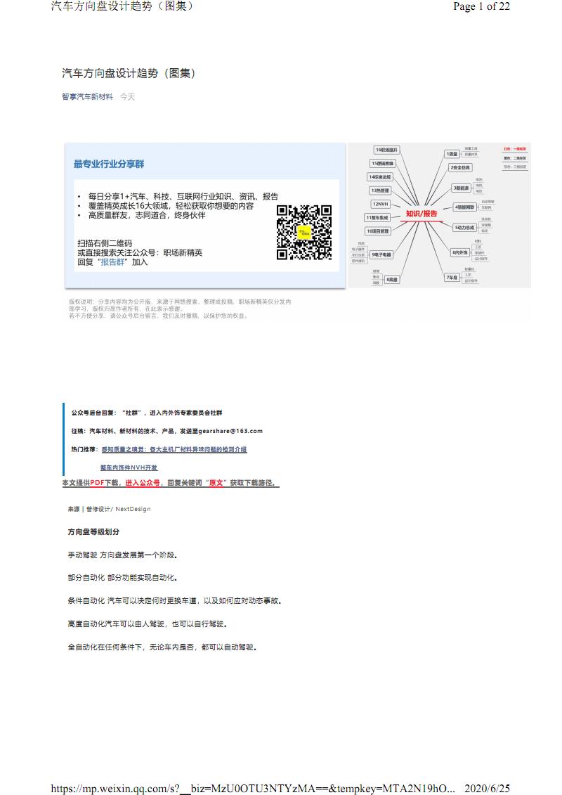 汽车方向盘设计趋势(图集).pdf