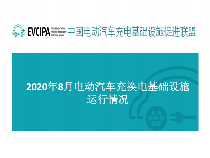 2020年8月电动汽车充换电基础设施运行情况.pdf