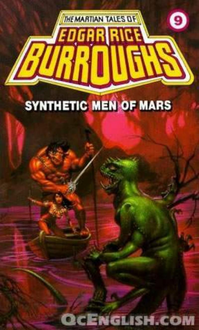 Synthetic Men of Mars - Edgar Rice Burroughs-火星合成人.pdf