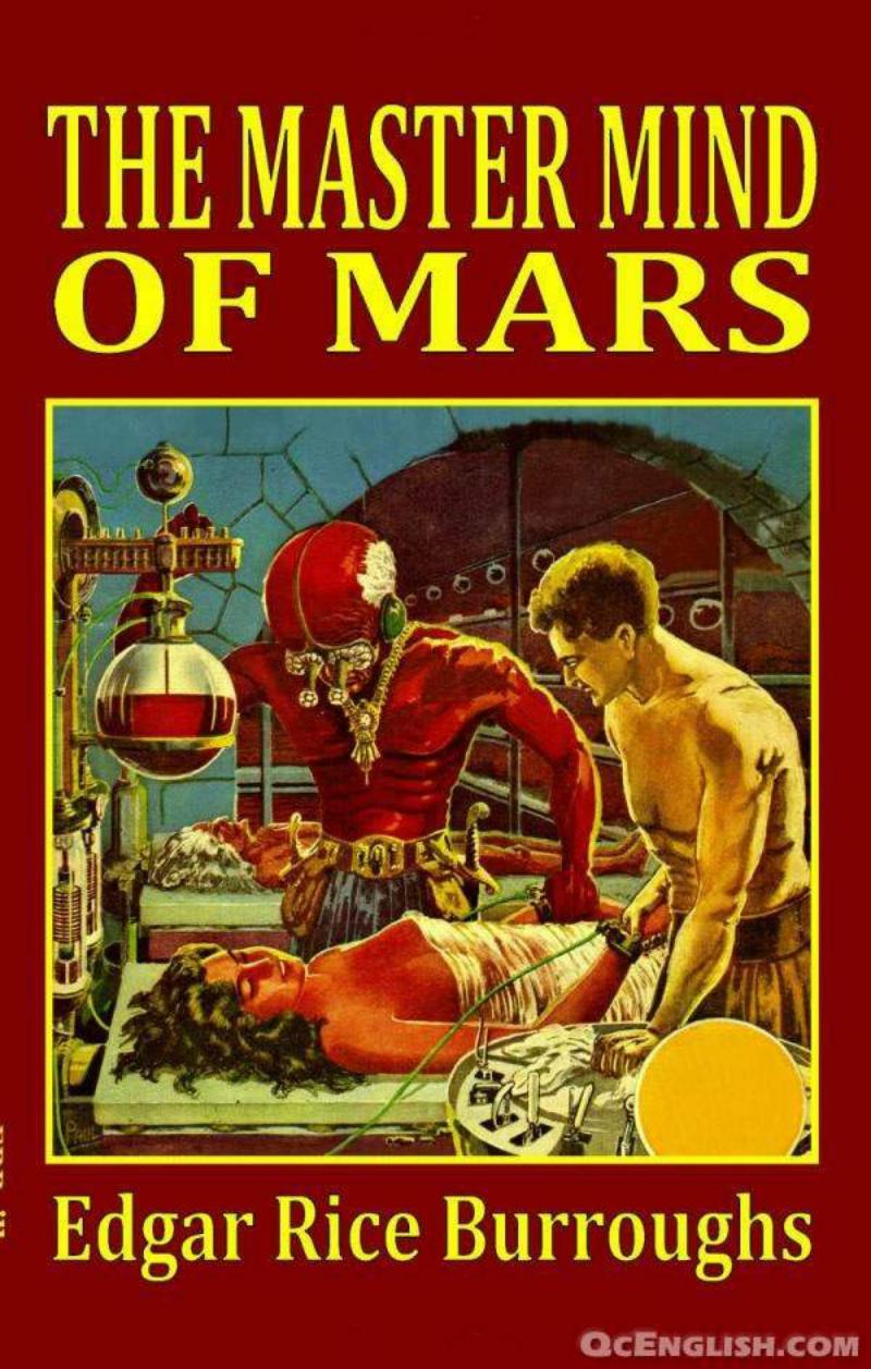 The Master Mind of Mars - Edgar Rice Burroughs-火星幕后.pdf
