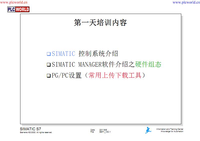 西门子(苏州)完整培训教程.pdf