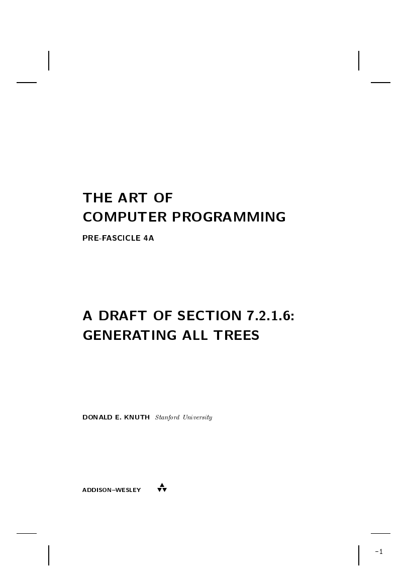 计算机程序设计艺术卷.pdf