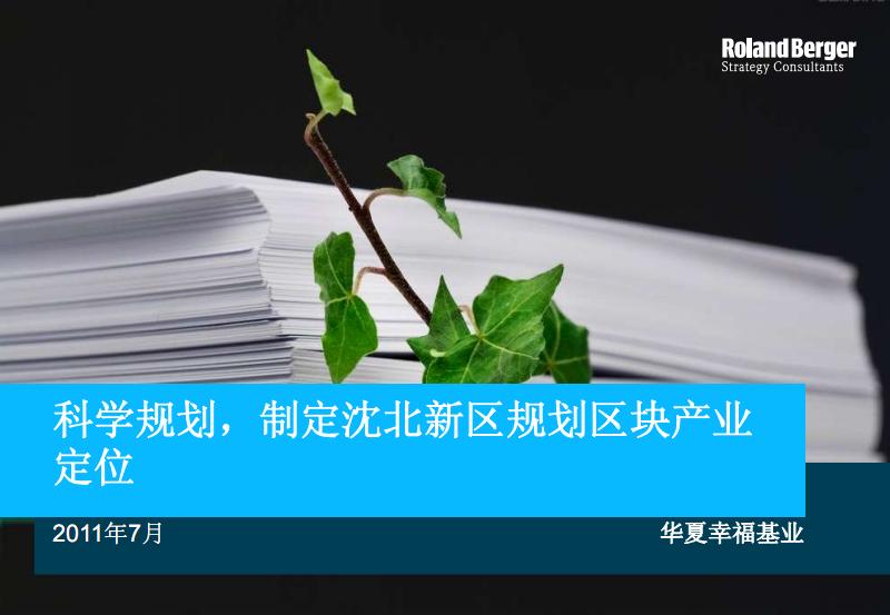 罗兰贝格——华夏沈北新区项目中期报告.pdf