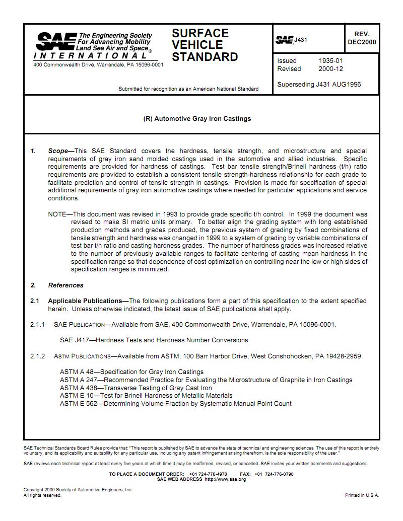 j431_200012(美国灰铁标准) pdf 文档全文免费预览
